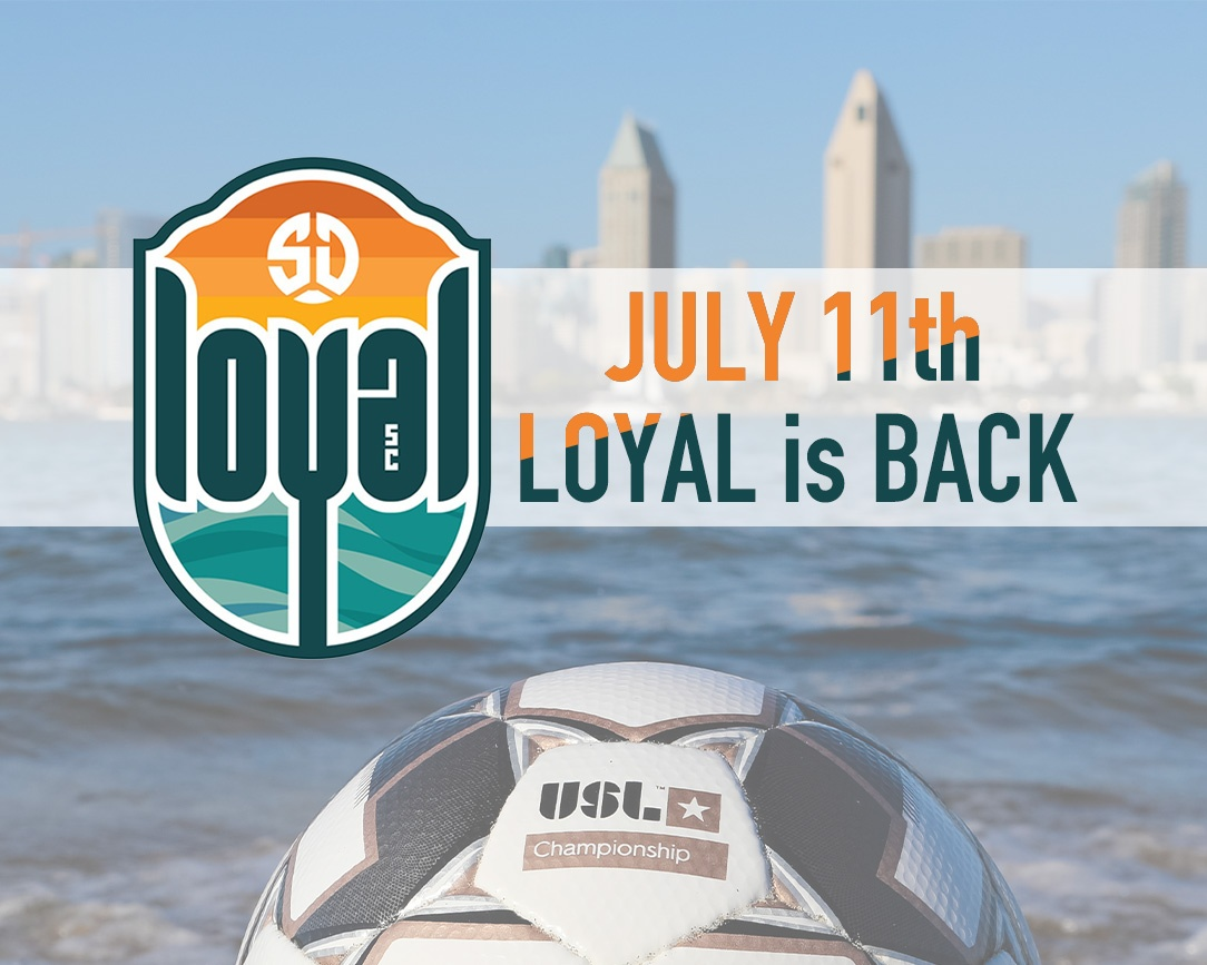 Warren Smith on SD Loyal's Return: Home Games Will Be Behind Closed Doors