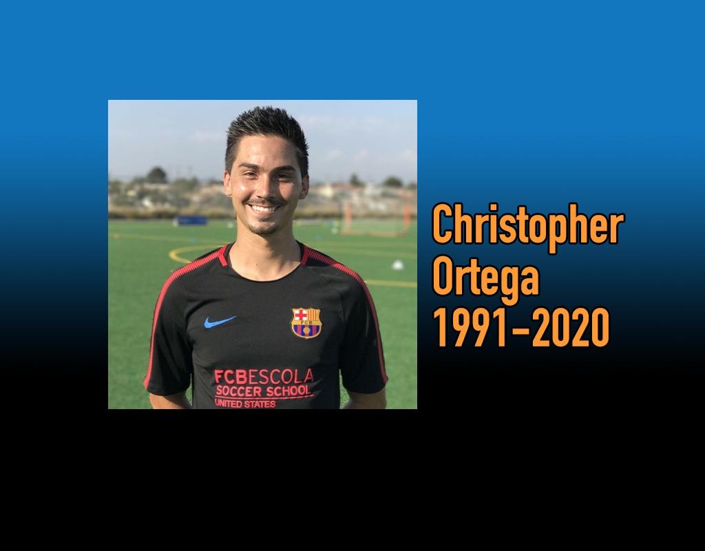 Lasting Legacy: Christopher Ortega