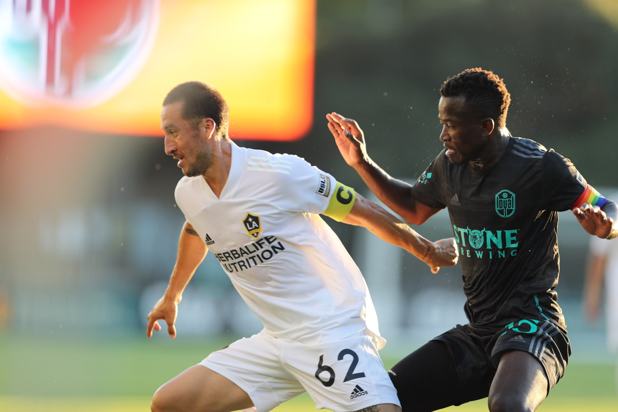 SD Loyal look to rebound after 1-0 loss to LA Galaxy II