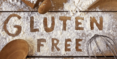 "This week from Olympus: What's the big deal with going ""Gluten Free?"""
