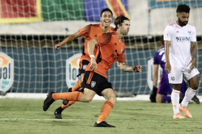 SD Native Aodhan Quinn Leads Orange County SC past SD Loyal