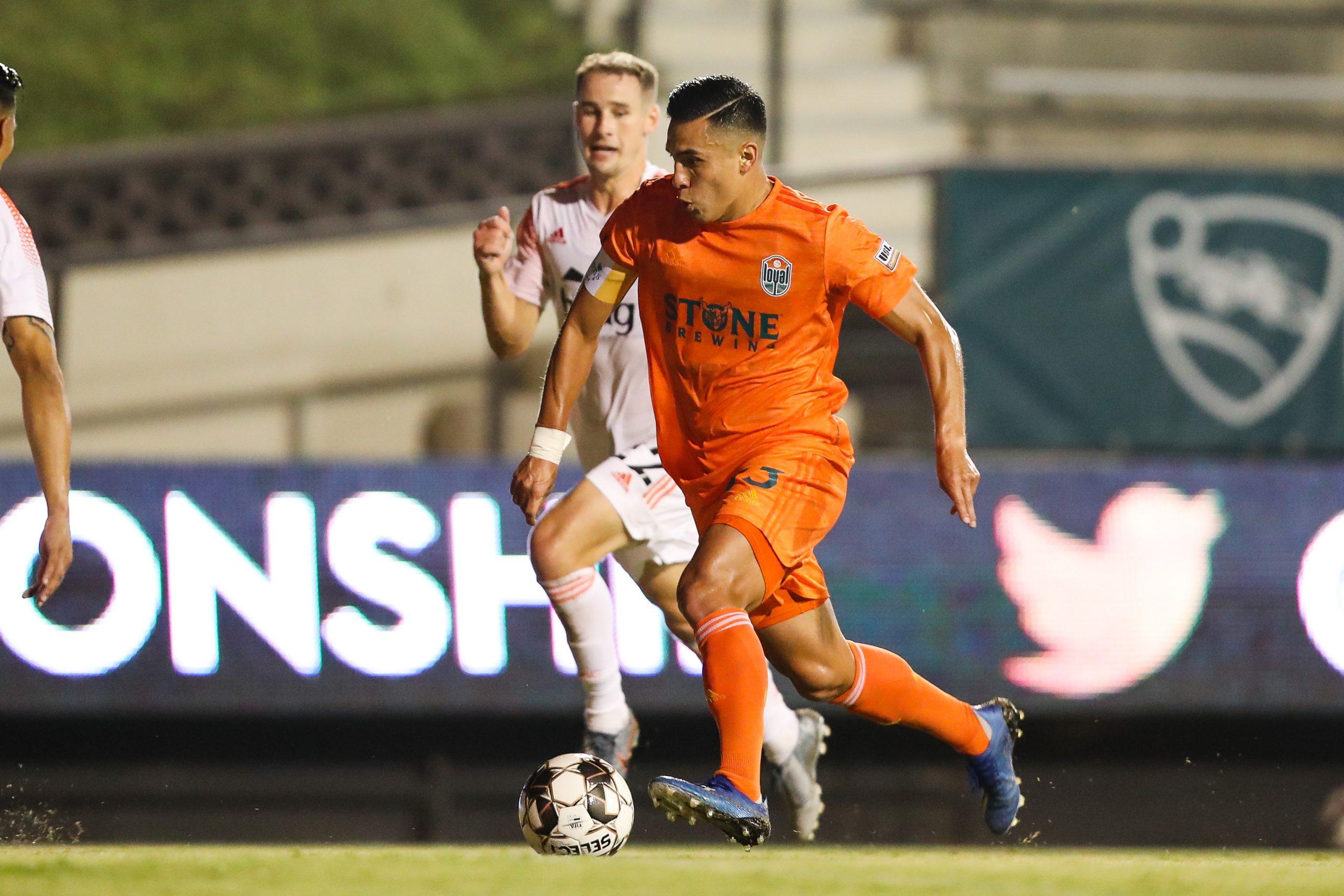 San Diego Loyal's Rubio Rubin is USL Player of the Week