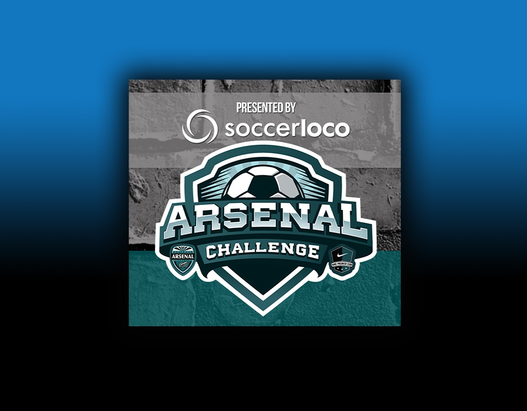 Want to play? Head to Arizona for the Arsenal Challenge Oct 9-11