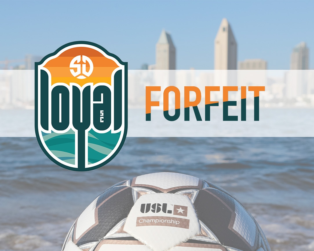 SD Loyal Forfeits Latest Match against LA Galaxy II