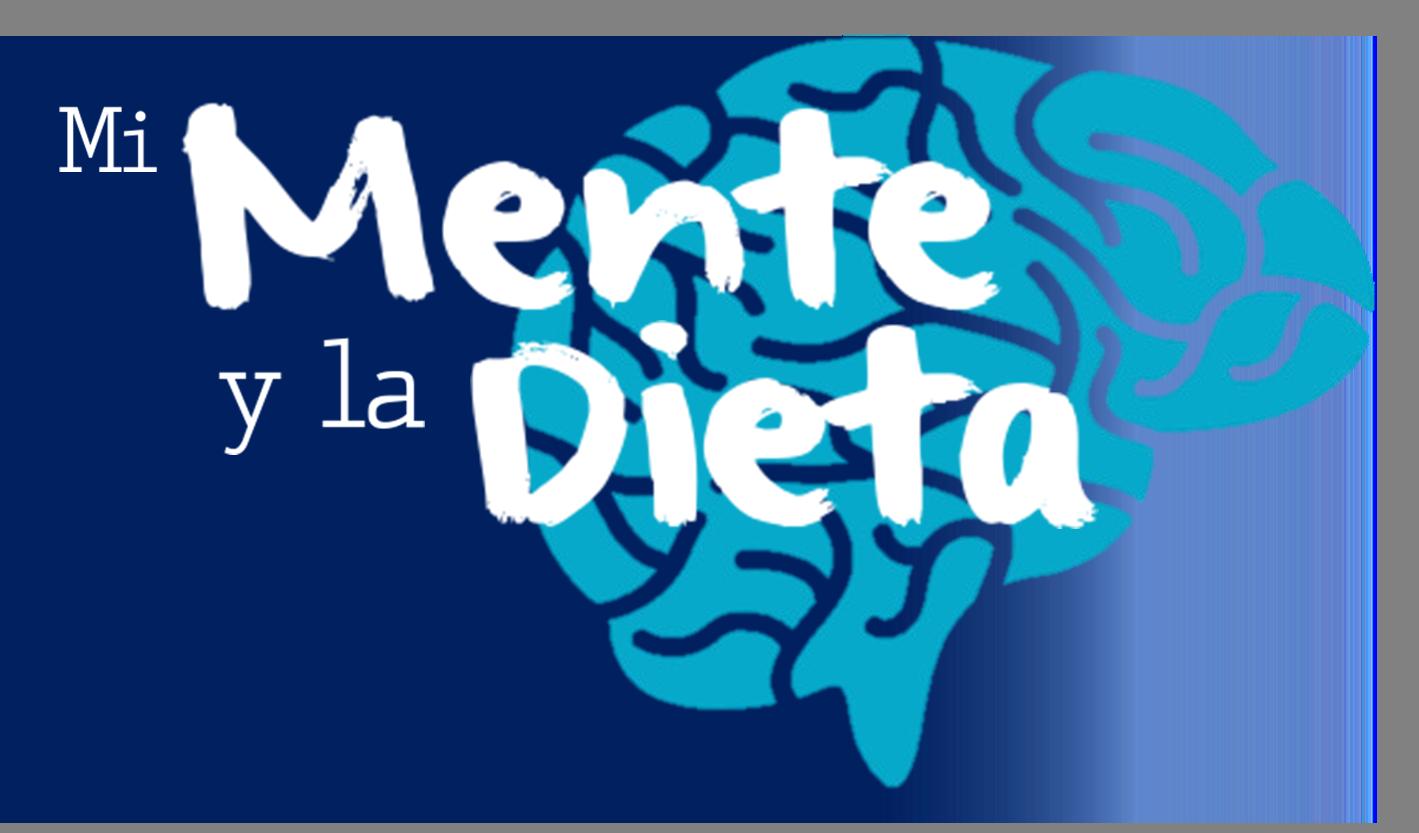 Mi mente y la dieta Logo