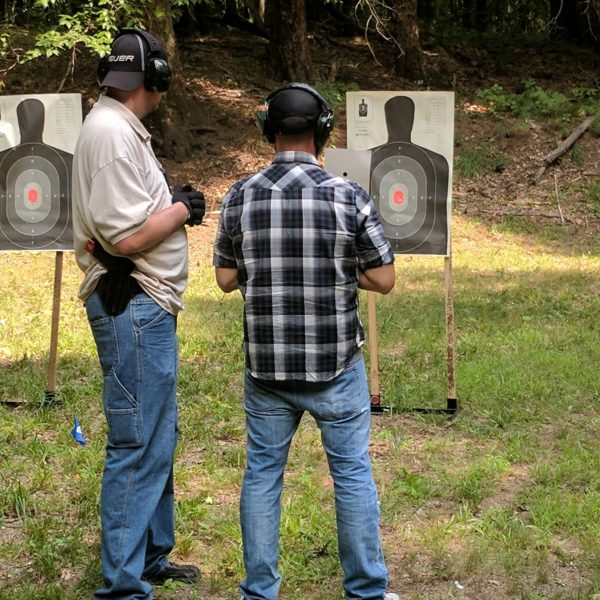 Advanced Pistol Class