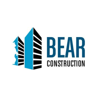 Bear Construction Logo
