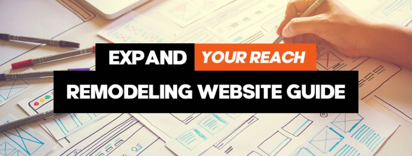 Remodeling Website Guide