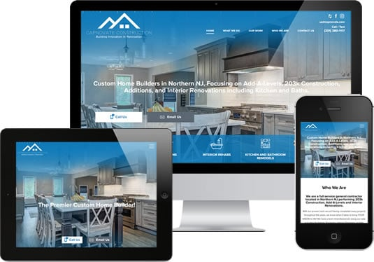 Construction Websites