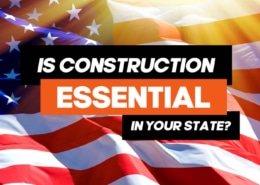 Is Construction Essential In Your State?