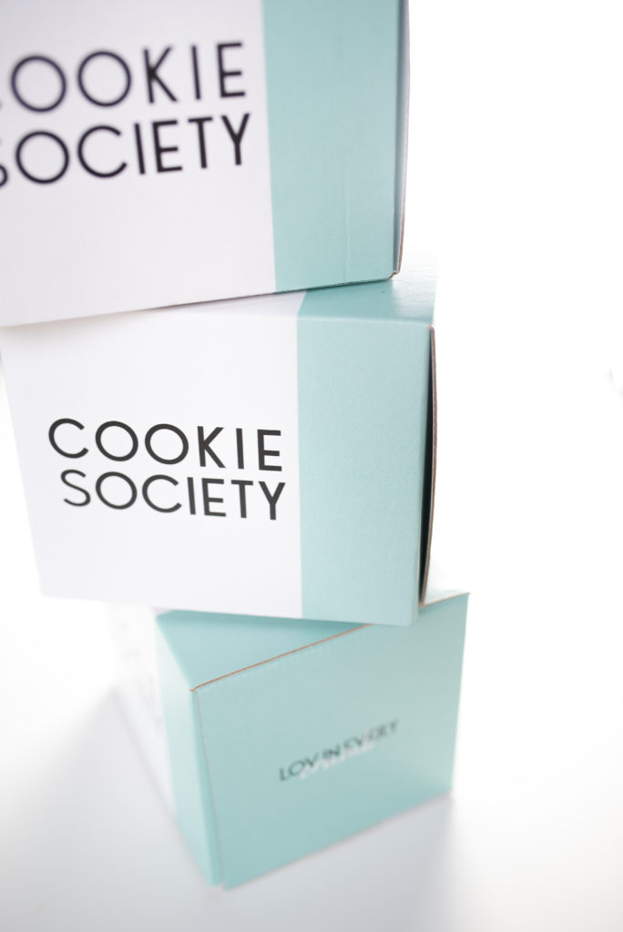 pile of cookie boxes