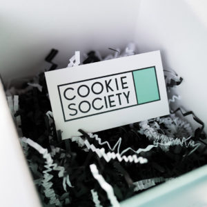 Cookie Society's Gift Certificate