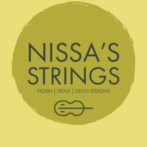 Nissa's Strings logo