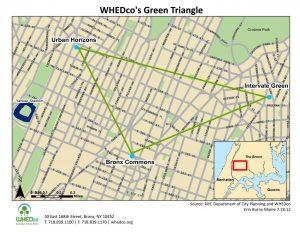 WHEDCO Community Development Areas