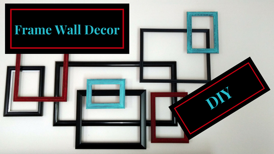 DIY Frame Wall Decor