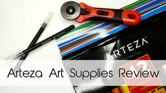 Arteza Art Supplies Review