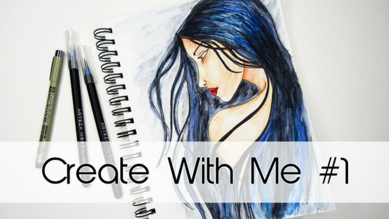 Create With Me #1   New Channel Series
