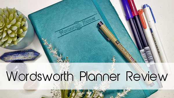 Wordsworth Planner Review