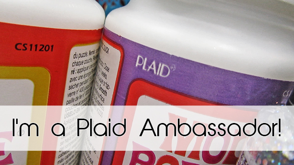 I'm a Plaid Ambassador!