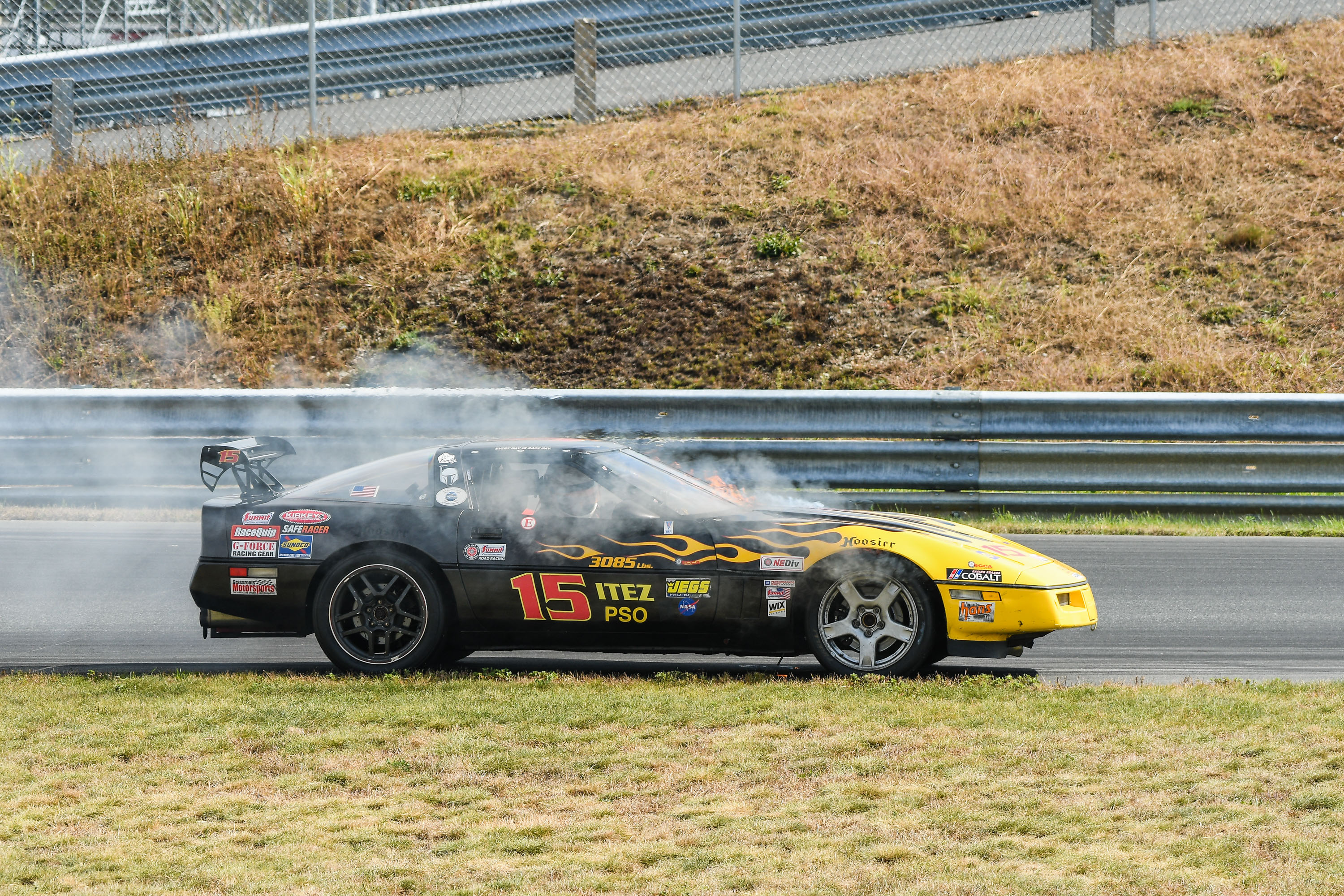 Reducing the Cost of SCCA Road Racing
