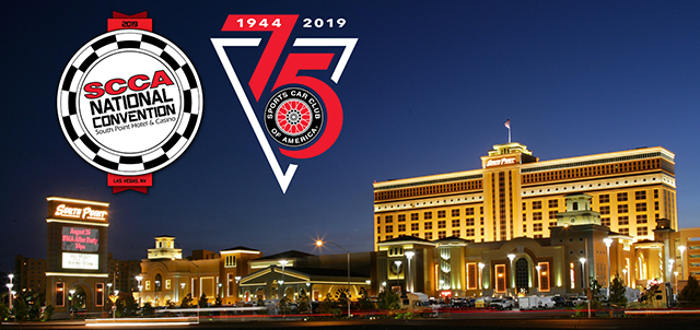 SCCA National Convention – Plan Your Trip Now