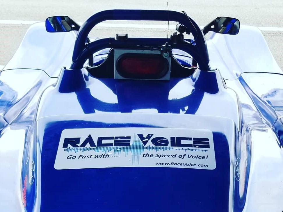 GO FASTER! NER Members Launch RaceVoice