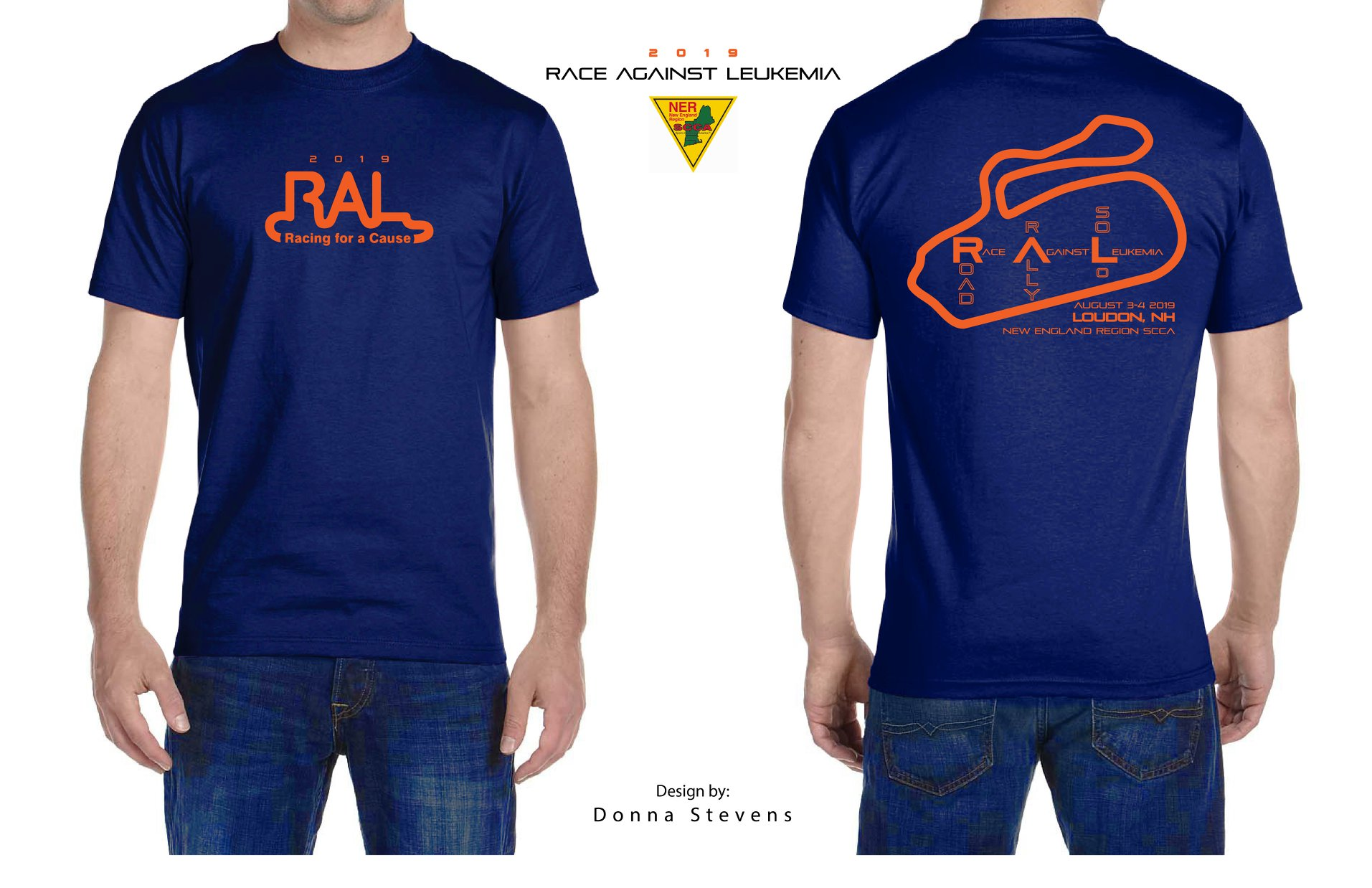 RAL 2019 T-Shirt Design Announced