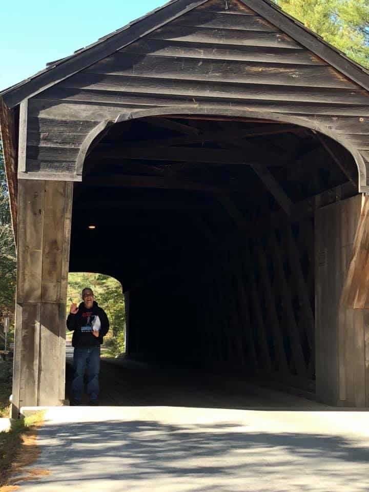 Rally Round Up: Witch Way to the Covered Bridge?