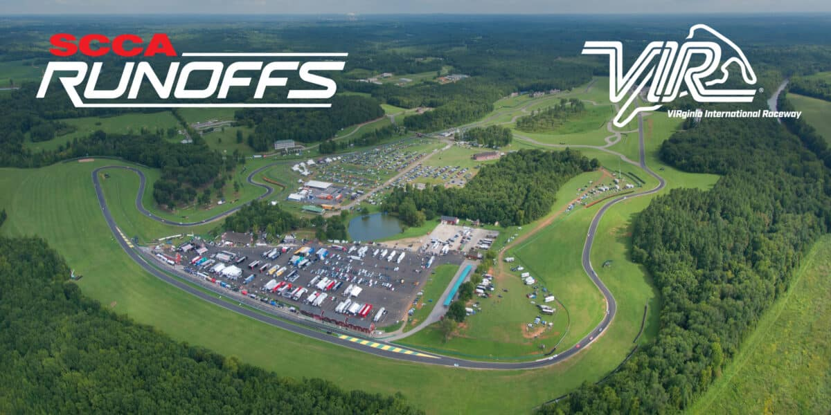 63 NER Drivers and Workers Head to VIR for the 2019 SCCA Runoffs