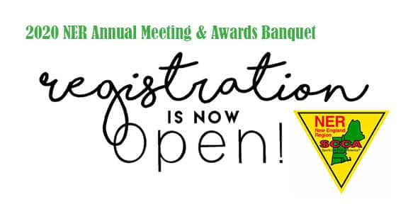 2020 Annual Meeting & Awards Banquet: REGISTER NOW
