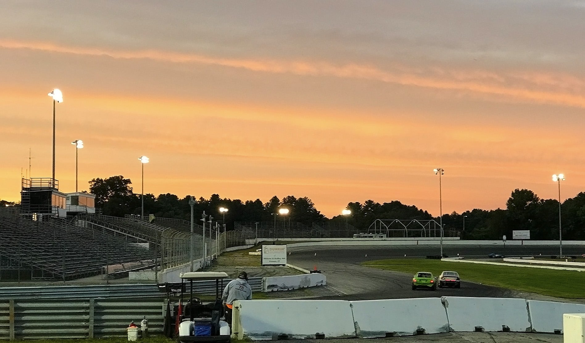 Coming in 2020: Race Thompson Speedway Under the Lights