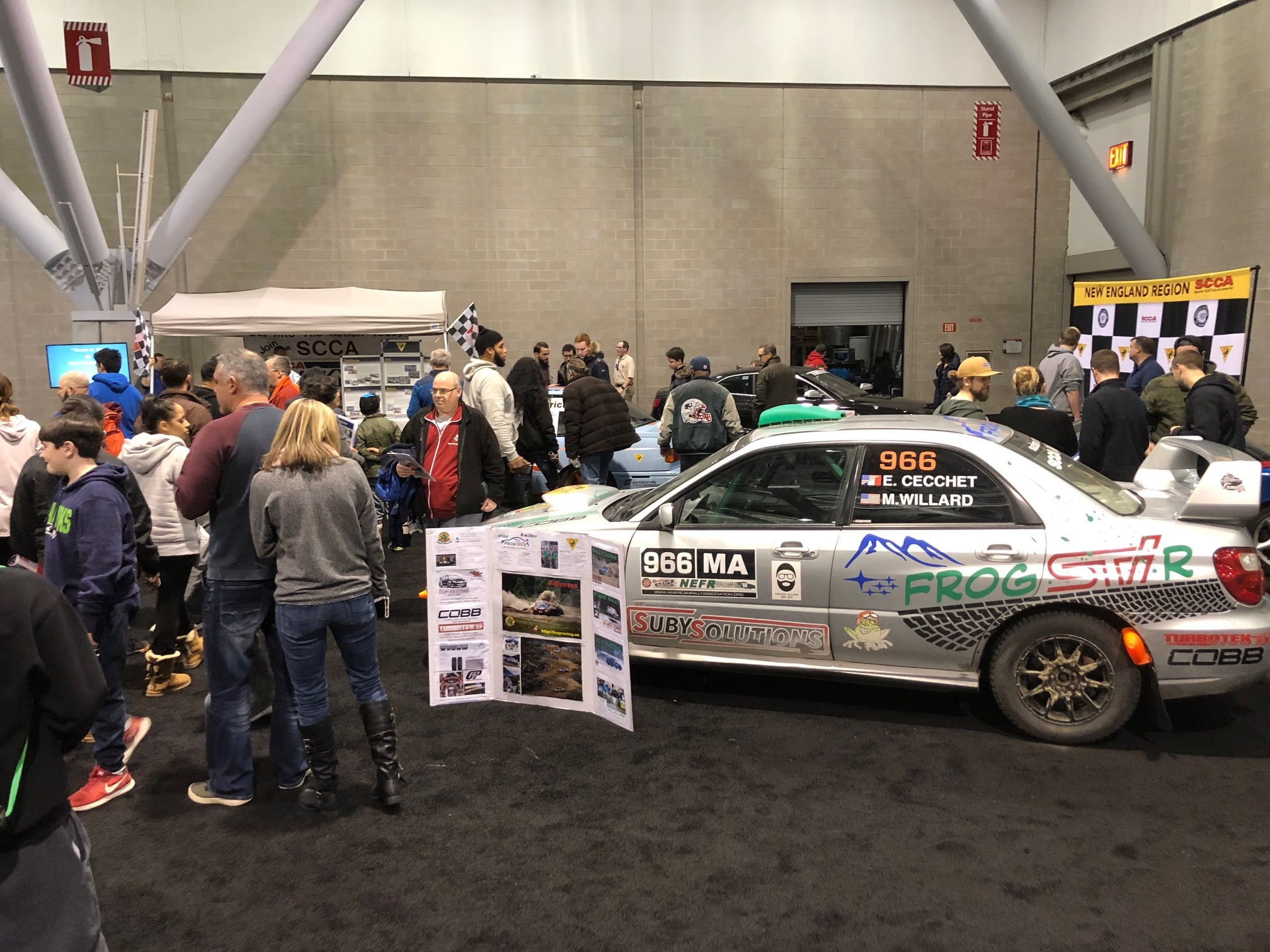 NER Returns to 2020 Boston Auto Show: Volunteers Needed