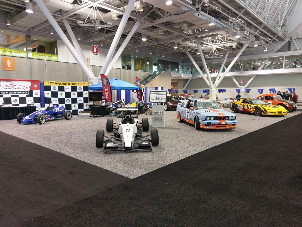 NER Returns to Boston Auto Show