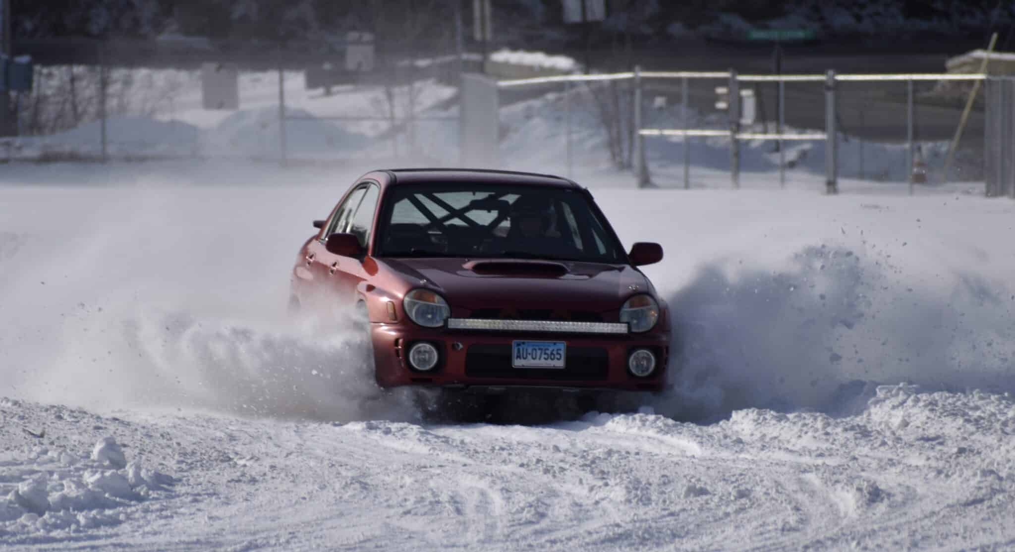 RESULTS: Winter RallySprint and Canaan RallyX