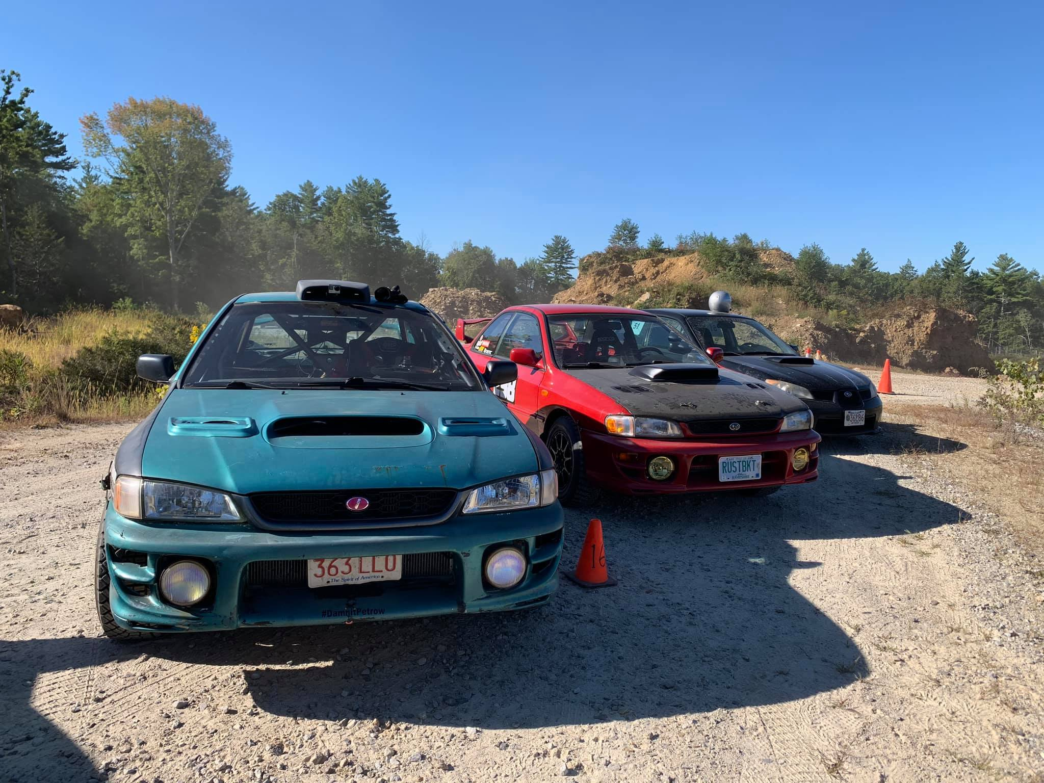 RESULTS: 508intl RallyCross