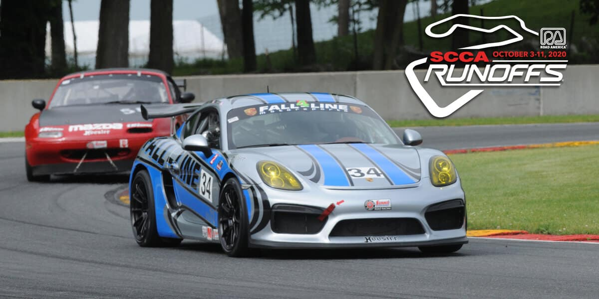 2020 Runoffs: 57th Road Racing National Championships