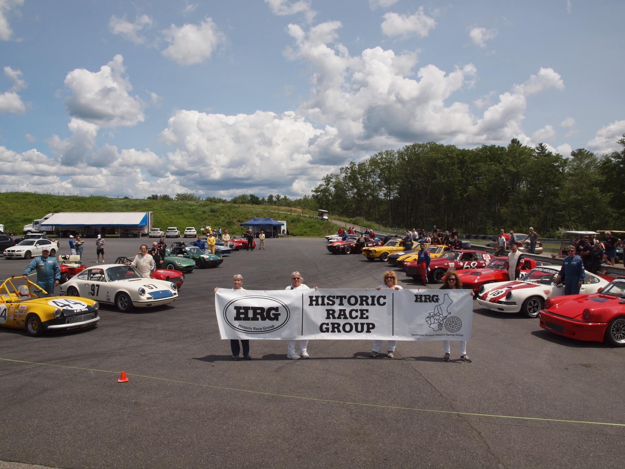 NEDiv Historic Racing Group 2020 Champions