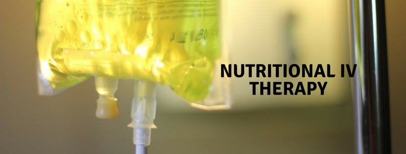 What Can Nutritional IV Therapy Do For Me ?