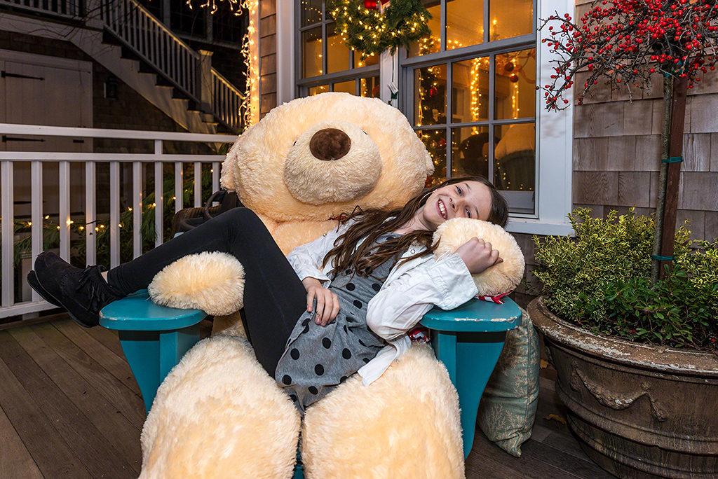 Martha's Vineyard Teddy Bear Suite Fundraiser Supports Food Program For Boys & Girls Club