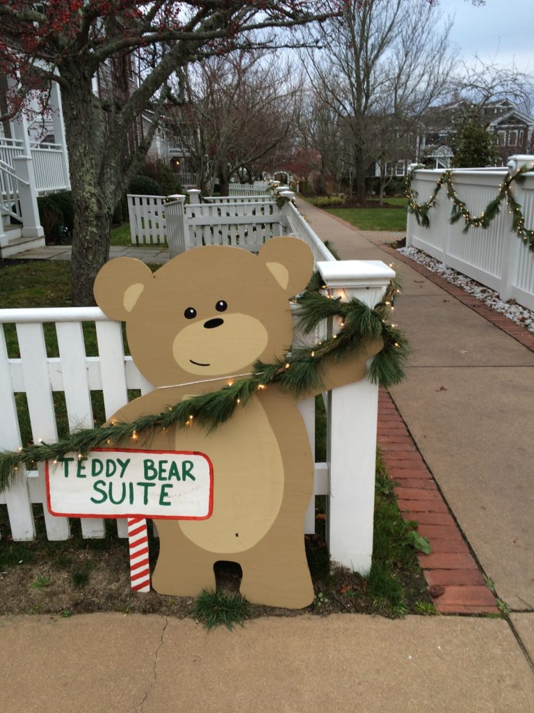 Martha's Vineyard Teddy Bear Suite Fundraiser - Donate Now To Support Martha's Vineyard Boys & Girls Club Healthy Happy Kids Childhood Hunger Program