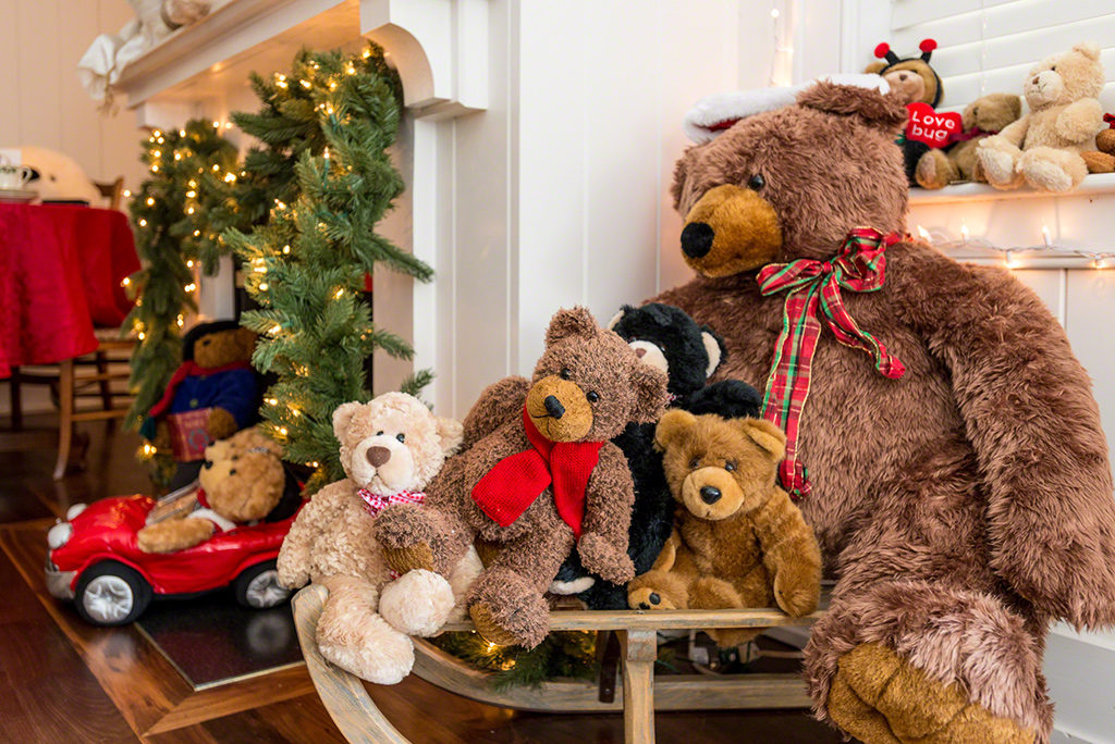 Martha's Vineyard Teddy Bear Suite Donations Can Be Made Year Round