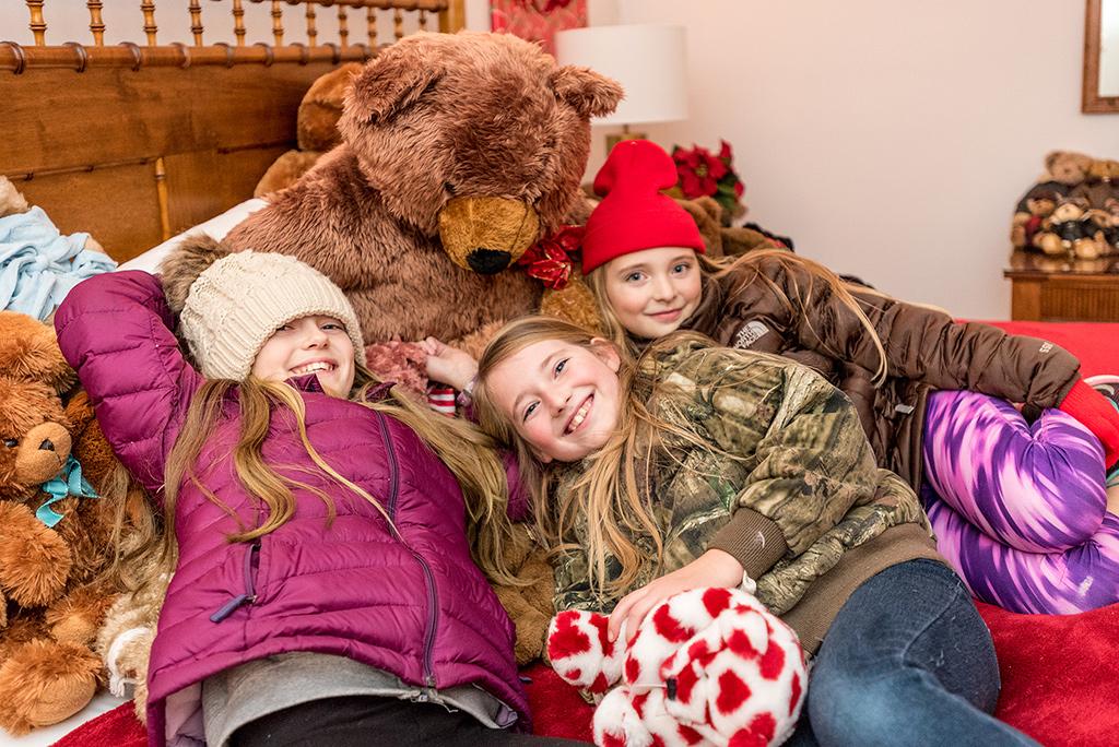 Martha's Vineyard Teddy Bear Suite Fundraiser Donate Online Now