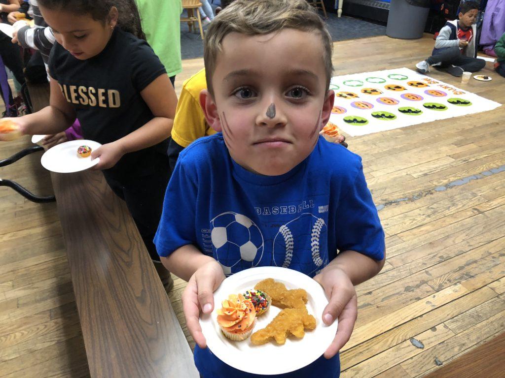 Martha's Vineyard Boys & Girls Club Healthy Happy Kids Food Program Feeds One In Three Kids
