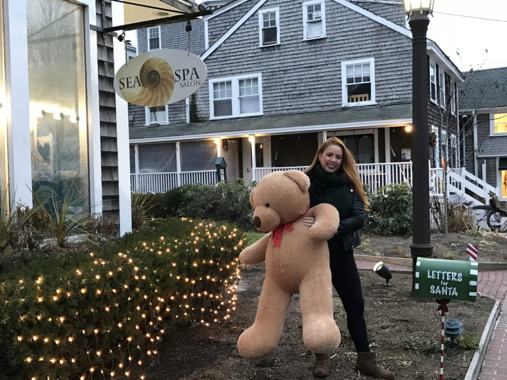 Sea Spa Salon Teddies Around Town Martha's Vineyard Teddy Bear Suite Fundraiser