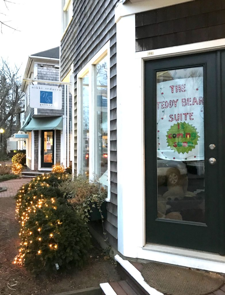 Martha's Vineyard Teddy Bear Suite Fundraiser Goal This Year $45,000 - Doante Now