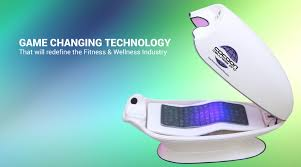 Solarium Cocoon Red Light Therapy Video