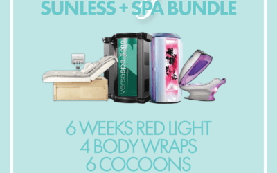 New Year New You Sunless and Spa Bundle