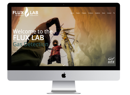Windrose Web Design - Flux Lab