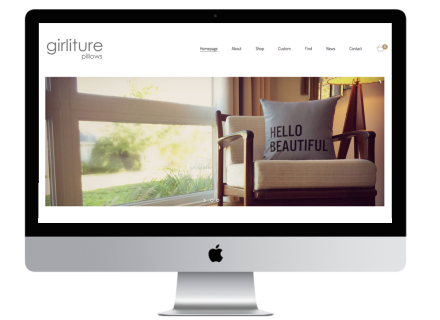 Windrose Web Design - Girliture