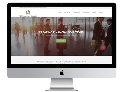 Windrose Web Design - REM Investment Group